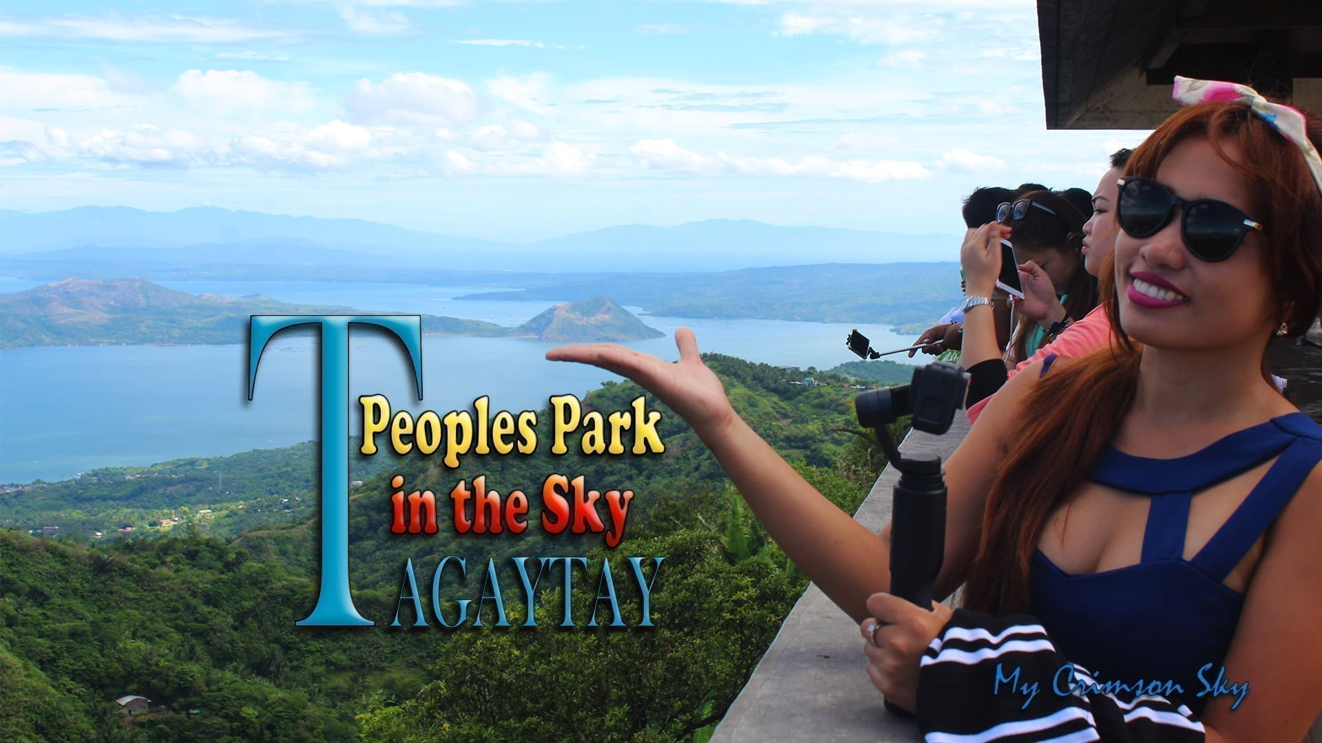 Peoples park Tagaytay
